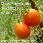 Small City Garden Seeds Collection Pack