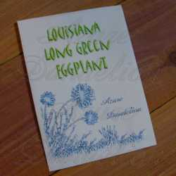 Louisiana Long Green Eggplant Seeds