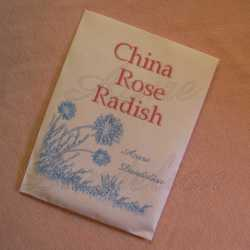 China Rose Radish Seeds