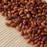Pink Half Runner Bean Seeds Red Peanut Bean