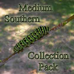 Self Sufficient Medium Southern Seed Collection Pack