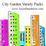City Garden Seed Collections